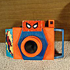 spiderman camera 1970s