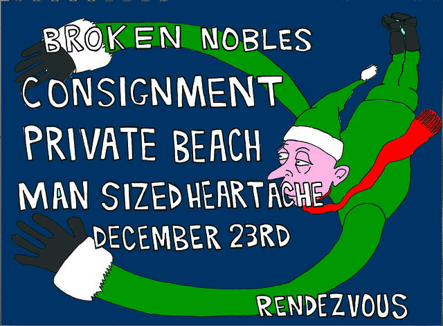 broken nobles