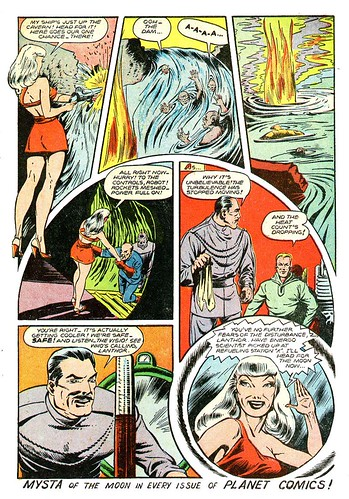 Planet Comics 49 - Mysta (July 1947) 07
