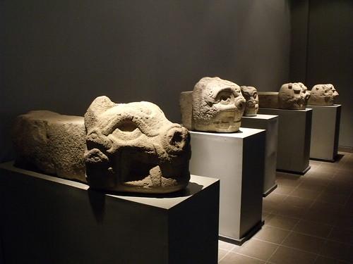 Museo Chavin de Huantar, Peru por hhesterr, en Flickr