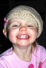 sweet potato smile