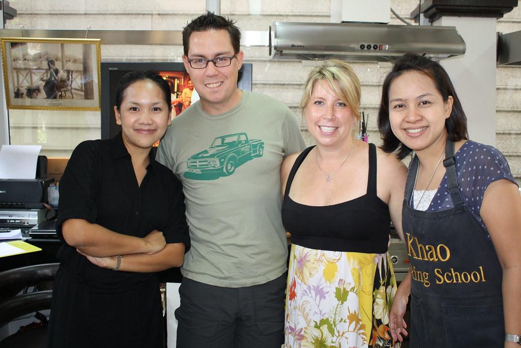 Khao Cooking School