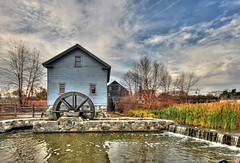 TURN TURN TURN (ddt_uul) Tags: ford mill water turn pond michigan waterwheel gristmill dearborn flickrrocks greenfieldvillage thehenryford platinumheartaward platinumpeaceaward