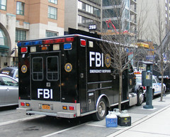 FBI Emergency Response (Sean_Marshall) Tags: newyork toronto ontario film set downtown error police nypd crew goof filming fbi