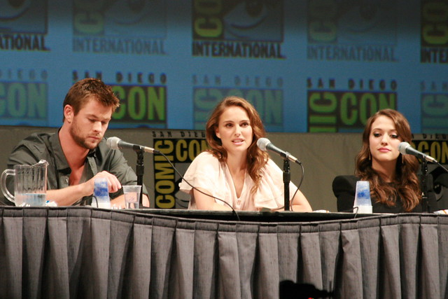 IMG_1921 - Chris Hemsworth, Natalie Portman, & Kat Dennings by Anime Nut
