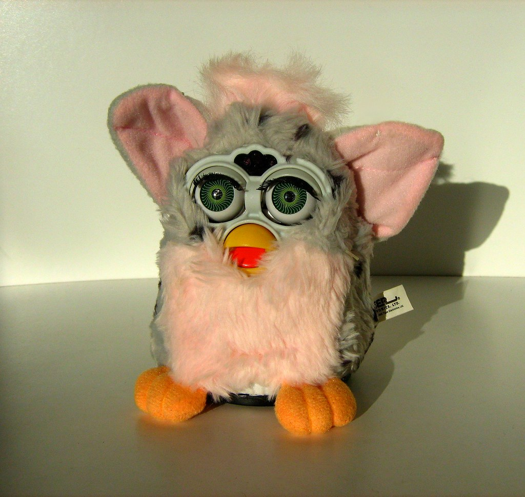 Tiger Electronics: Furby Toy - 1 of 2