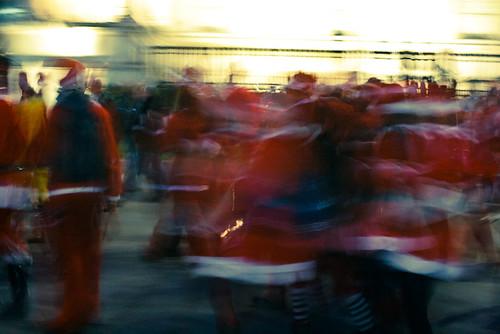 Flash Mob in Trafalgar Square