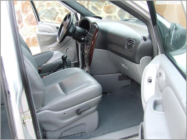 Chrysler Grand Voyager - Det. int. </span>+ opticas-45