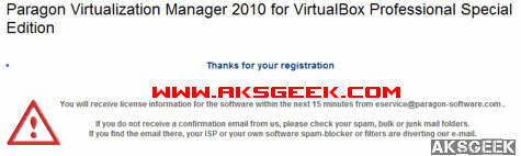 paragon virtualization manager 2010 -2