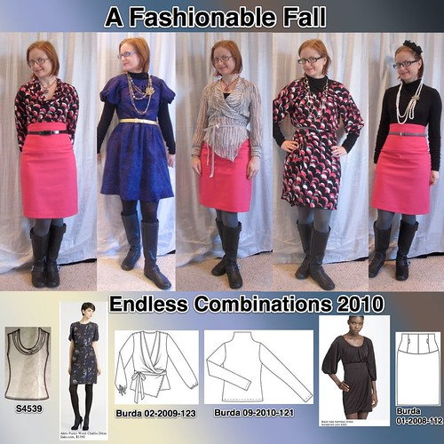 Endless Combinations 2010
