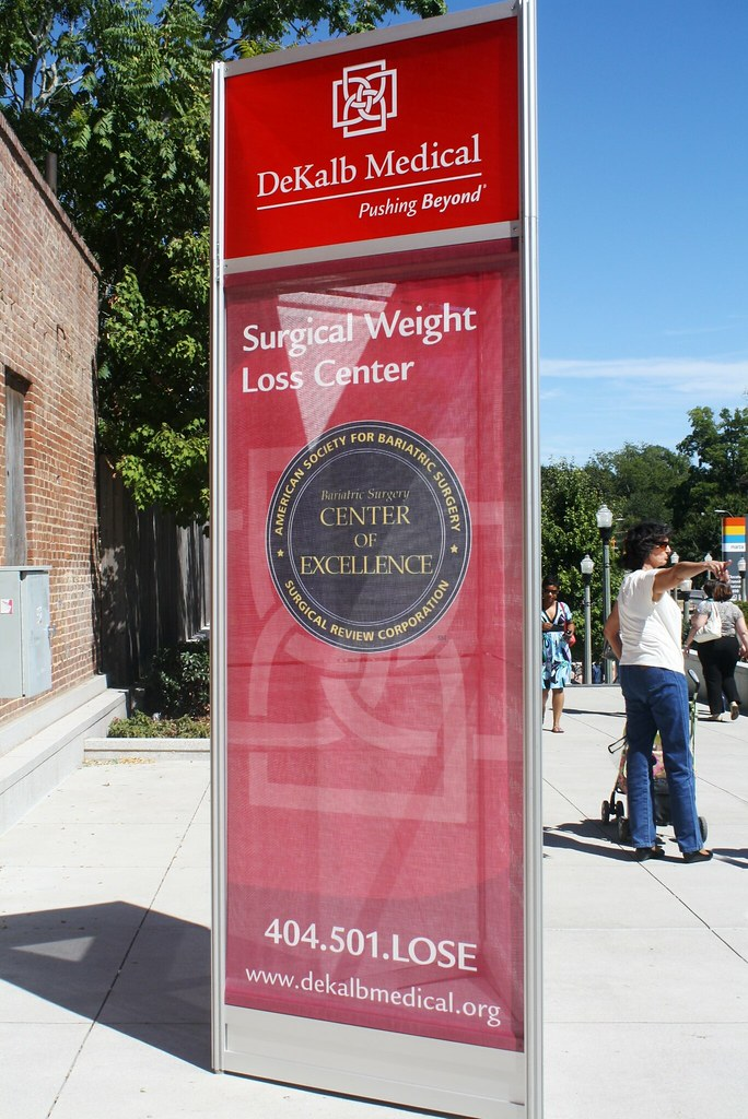 DeKalb Medical Surgical Weight Loss Center Shows Off Commendation