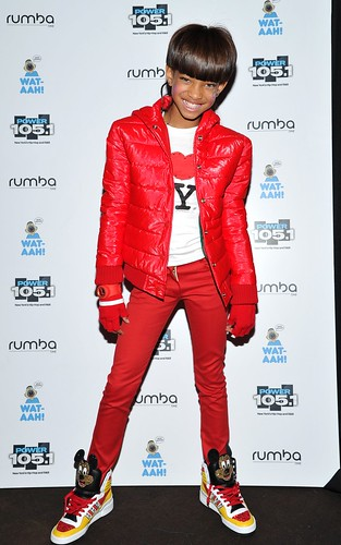 Willow Smith's Benefit Concert for Toy for Tots!