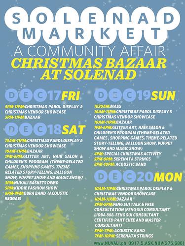 Christmas Bazaar at Soledad 5262442813_17b4168f7e