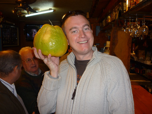 Erik and the Giant Lemon