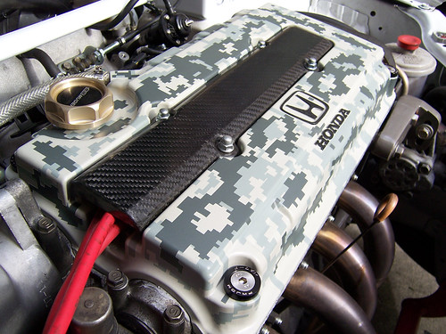 Custom Valve Covers Post Your Pics 8th Generation Honda
