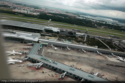Singapore Changi International Airport, Singapore