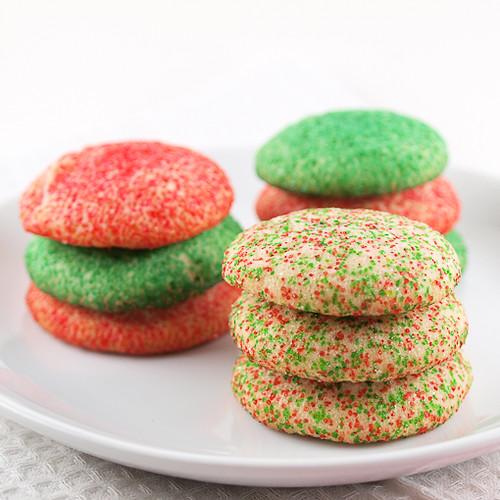 Butter Drop Cookies