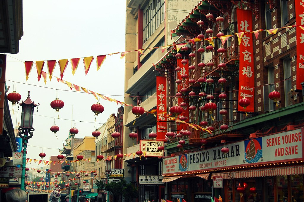 Chinatown (San Francisco, California) by ~MVI~ (warped), on Flickr
