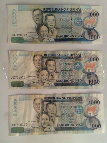 Fwd: FAKE 1,000 PESO BILLS