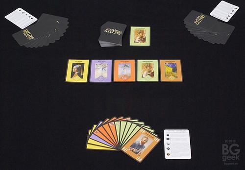 настольная игра Частная Коллекция