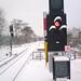 S-Bahn im Winter