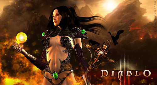 Diablo III Class: The Wizard