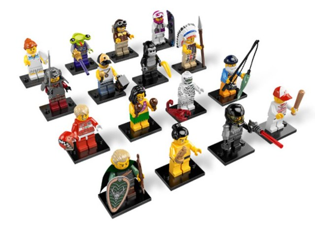 2010/2011 Collectible Minifigures Series 1, 2, 3, 4, 5, 6, 7 and 8 Rumour Thread 5286666716_0960c03863_z
