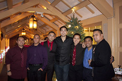TANOCAL Christmas Party (besighyawn) Tags: aj restaurant berkeley christmasparty pj anthony 2010 jasong johnc hslordships ajscamera tanocal leevanr aljayb
