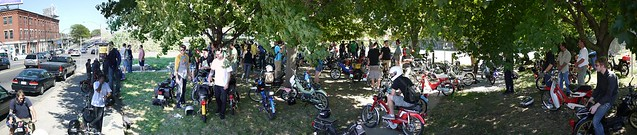 Moped Rally 2010