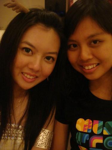 Chee Li Kee and Carmen