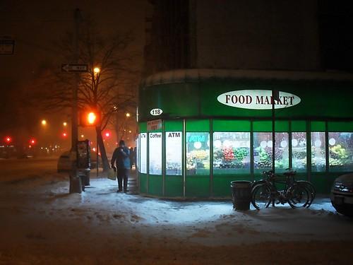 Blizzard 2010, East Village, New York City 21