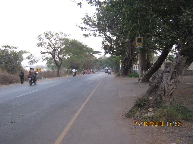 Gulmohar County, 1 BHK & 2 BHK Flats, behind Talegaon Telephone Exchange, Talegaon Dabhade, Pune 410 506 - Talegaon Nagar Palika Road