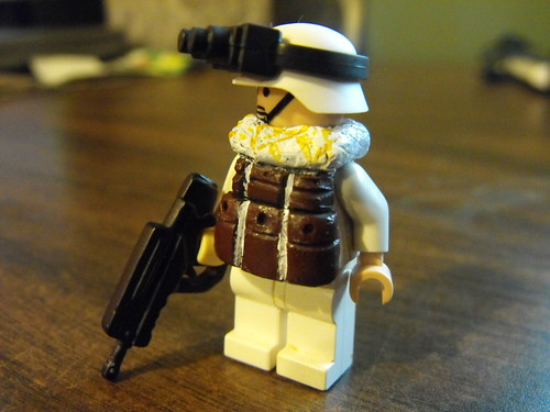 Winter Spetsnaz custom minifig