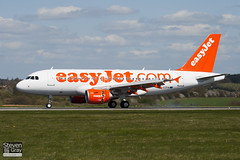 G-EZFN - 4076 - Easyjet - Airbus A319-111 - Luton - 100421 - Steven Gray - IMG_0149