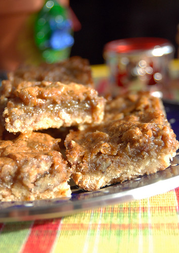 Butter Tart Bars
