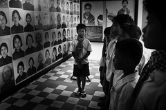 Kampuchea, the Untold Story - Prelude Of Chapter 8 (Victims) (Mio Cade) Tags: boy man men history girl lady children death cambodia victim prison jail murder generation phnom penh s21 kampuche