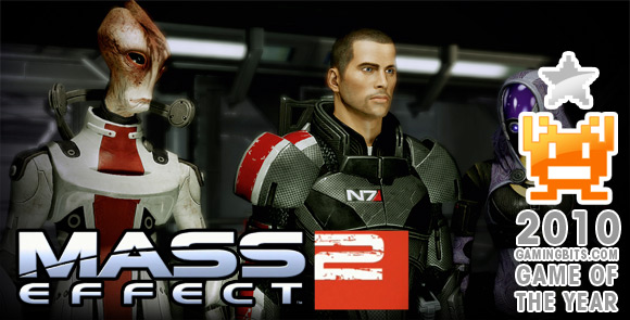 Mass Effect 2 - GamingBits.com Game of the Year
