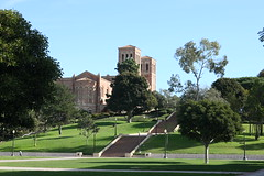 Royce Hall & Janss Steps, UCLA (rickbucich) Tags: california college canon campus losangeles university unitedstates ucla westwood royce roycehall 90024 jansssteps universityofcalifornialosangeles eyefi