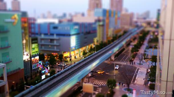 Odaiba Monorail
