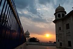 Chamkaur di Garhi (gurbir singh brar) Tags: dawn battle gurdwara punjab garhi sahibzade chamkaursahib gurbirsinghbrar