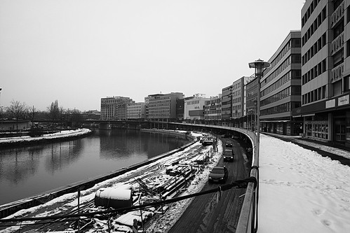 Saarbrücken Black and White