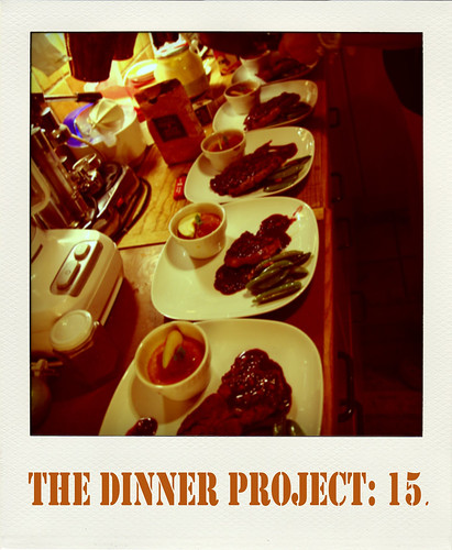 the dinner project: kw 51