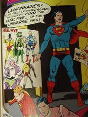 find the fatal five!