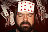 365/365 - Card trick (Micah Taylor) Tags: self beard hearts cards portait falling deck 365 redwall project365 52andthensomepickup