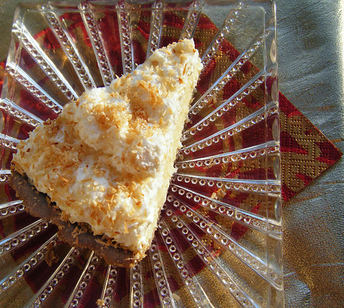 Healthy Coconut Cream Pie 2
