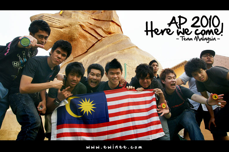 Team-malaysia-For-AP-2010