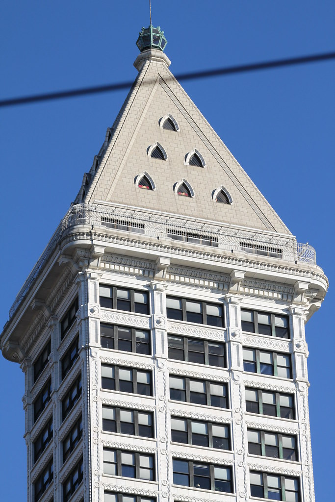 """Seattle's """"Smith Tower"""""""