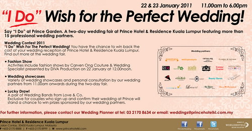 Prince Wedding Fair 1