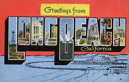 Greetings from long beach california large letter postcard a greetings from long beach california large letter postcard m4hsunfo