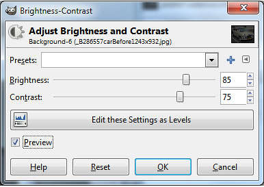Correcting exposure in GIMP (Part 4 of 14) « Tech bytes for tea?
